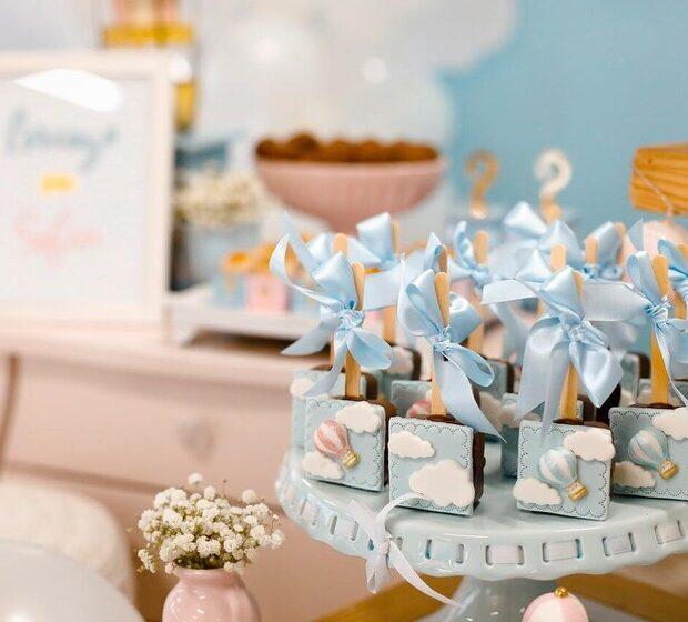 baby Shower azul